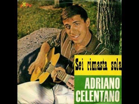 Sei Rimasta Sola Adriano Celentano 1965 By Prince Of