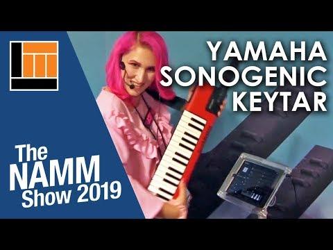 L&M @ NAMM @2019: Yamaha Sonogenic SHS-500 Keytar