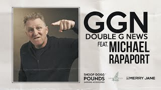 Michael Rapaport & Snoop Dogg Rap about Moses Malone, Isaac Hayes & Donald Trump | GGN