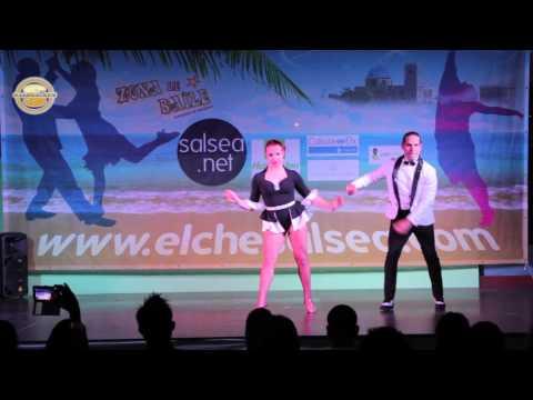 Zergio & Eva  - IV ELCHE SALSEA 2015
