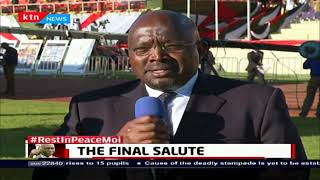 Moi's Final Salute: How Kenyatta symbolically transferred to Moi