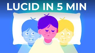 How to Lucid Dream in Just 5 Minutes