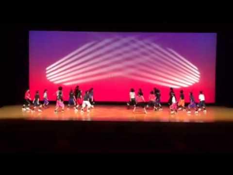 豊見城中学校 ダンス部 2014年07月10日 リハーサル