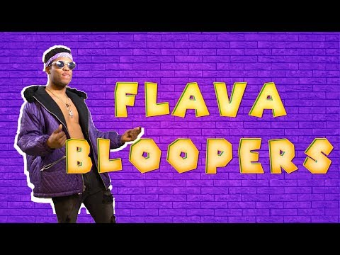 FLAVA Bloopers and Outtakes