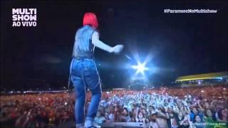 [HD]Paramore: Ain't It Fun [Circuito BB - SP] 2014