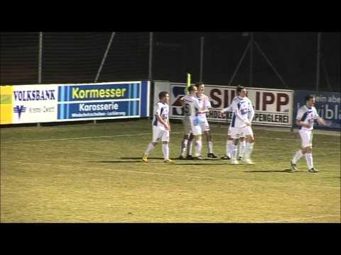 23.3.2012: Zwettl - SV Würmla .... das 1:0