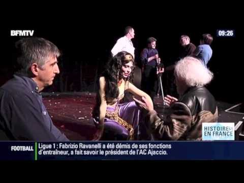 BFM TV - Reportage Équipe de France de magie