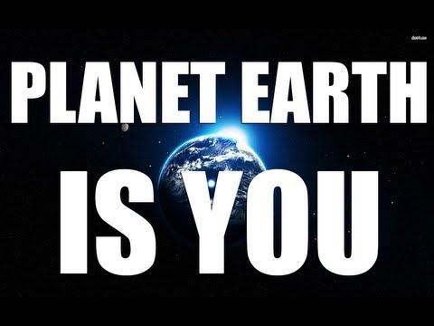 Vy jste planeta Země: 4 minuty, které vám změní život