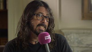 Foo Fighters - Dave Grohl & Pat Smear on Rick Astley, Justin Timberlake + more