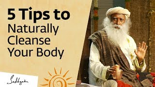 5 Tips to Naturally Cleanse Your Body at Home