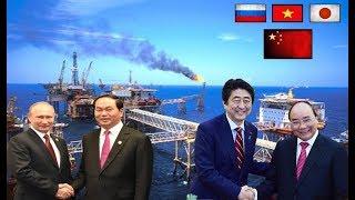Bất Ngờ Nga Nhật kéo Việt Nam ra biển Đông trêu ngươi Trung Quốc tức sôi máu