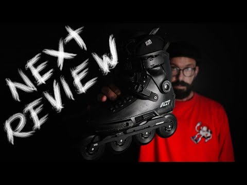 Powerslide NEXT Inline Skates REVIEW