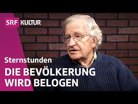 Noam Chomsky -- Wissenschaftler und Rebell (Sternstunde Philosophie, 28.10.2012)