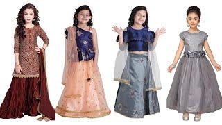 Kids Party Wear Dresses For Girls   Kids Dress Designs For Girls 2020