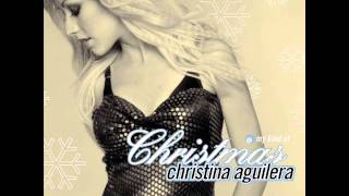 Christina Aguilera   The Christmas Song Holiday Remix