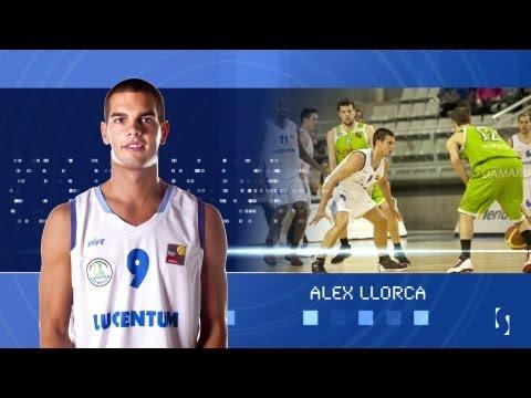 Alex LLorca. Recopilación