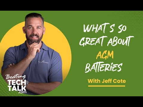 Ask PYS - What's So Great About AGM Batteries?