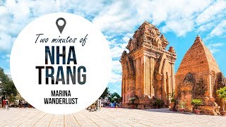Nha Trang Vietnam Travel Guide + Attractions Map