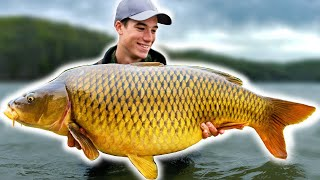Carp Fishing   The Greatest Carp Lake In The World?