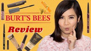 Burt's Bee Makeup Review