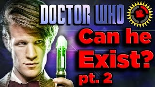Download Youtube: Film Theory: Can a Doctor Who Doctor ACTUALLY EXIST? (pt. 2, Time Travel)