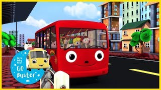 Wheels On The Bus - Part 2 | Little Baby Bus | Nursery Rhymes | Songs for Kids