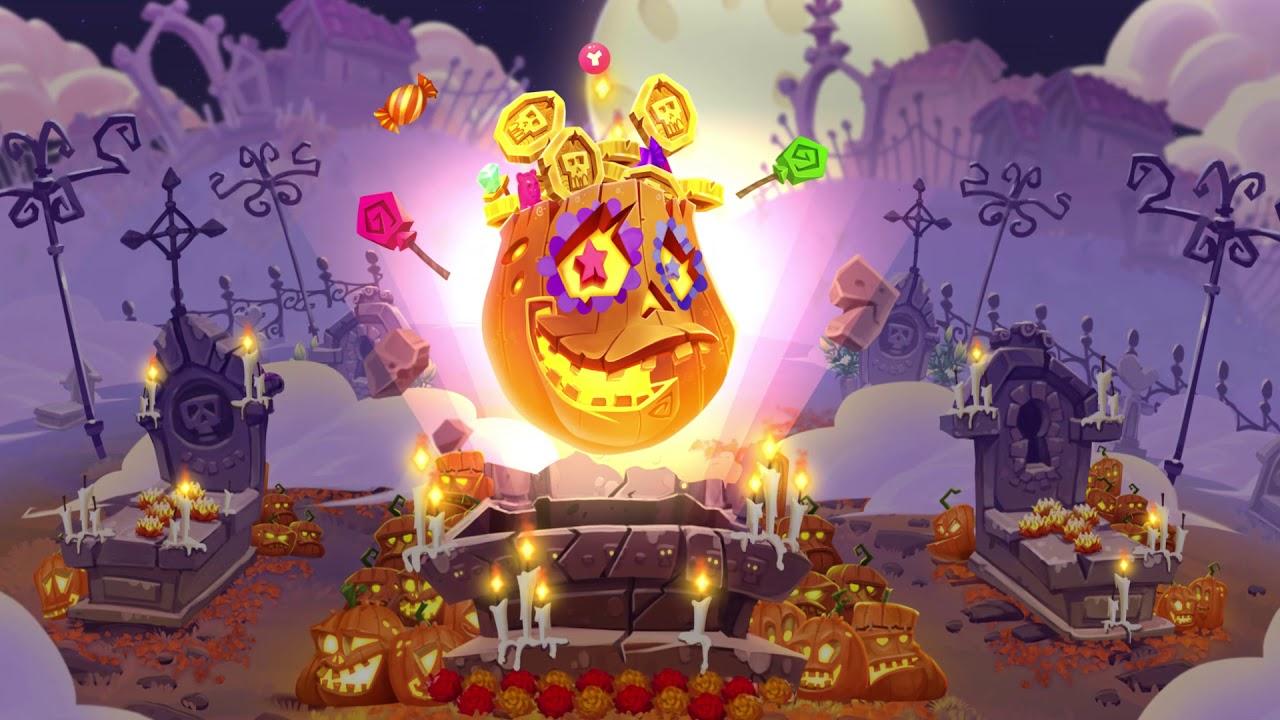 Pumpkin Smash från Yggdrasil Gaming
