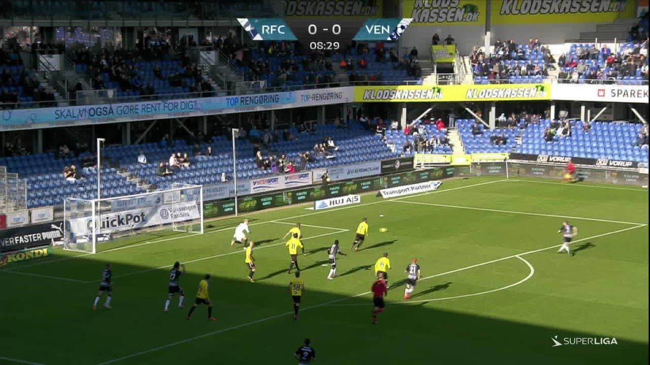 HIGHLIGHTS Vendsyssel FF - Randers FC 22.09.18