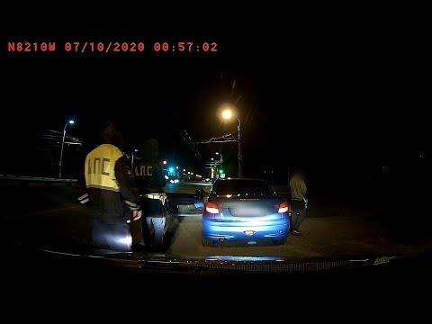 Крым. В Симферополе задержали пьяного 19-летнего водителя