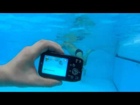 An Underwater Review of Sony's Water-Proof Cyber-Shot TF1 Camera