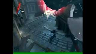 DISHONORED - Slackjaw Mission Problem & Get Captain's Chair Hotel Key
