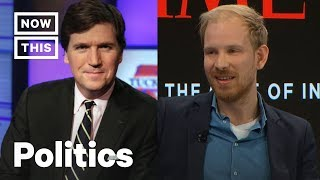 Fox News refused to air this full interview with historian Rutger Bregman after Fox News host Tucker Carlson lost his temper, calling his guest a 'tiny brain...moron' during the interview. » Subscribe to NowThis: http://go.nowth.is/News_Subscribe  Watch this leaked interivew, Tucker Carlson's full interview with Rutger Bregman, which Fox News decided not to air in full. During the Rutger Bregman interview, host Tucker Carlson goes off on Bregman, calling his guest a 'tiny brain...moron.'  NowThis has obtained the full segment of the unaired interview with historian Rutger Bregman that Fox News refused to air. Watch it here first.  In a previous video, at the Davos World Economic Forum 2019, Historian Rutger Bregman told a room full of billionaires that they need to step up and pay their fair share of taxes – watch it here: https://youtu.be/paaen3b44XY  #TuckerCarlson #FoxNews #Davos #Taxes #Inequality #Billionaires #Economy #Politics #Interview  Connect with NowThis » Like us on Facebook: http://go.nowth.is/News_Facebook » Tweet us on Twitter: http://go.nowth.is/News_Twitter » Follow us on Instagram: http://go.nowth.is/News_Instagram » Find us on Snapchat Discover: http://go.nowth.is/News_Snapchat  NowThis is your premier news outlet providing you with all the videos you need to stay up to date on all the latest in trending news. From entertainment to politics, to viral videos and breaking news stories, we're delivering all you need to know straight to your social feeds. We live where you live.  Tucker Carlson Blows Up at Rutger Bregman in Unaired Fox News Interview | NowThis  http://www.youtube.com/nowthisnews @nowthisnews