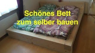 Ein Bett Zum Selber Bauen   By LunchVegaz