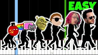 Evolution Of Meme Music [1500   2018]... And How To Play IT!