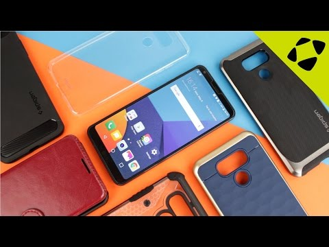 Top 5 LG G6 Cases & Covers