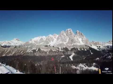 Il sogno olimpico di Cortina e le luci di Disano