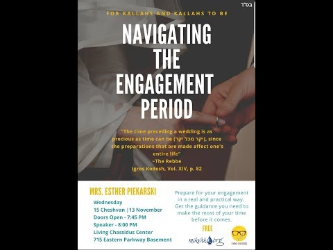 Navigating the Engagement Period