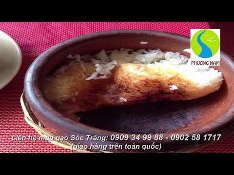 Gạo nấu cơm niêu ở các nhà hàng lớn tại TP.HCM (Gạo ST25 - Gạo ST24: Gạo