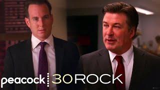 Jack vs Banks - 30 Rock