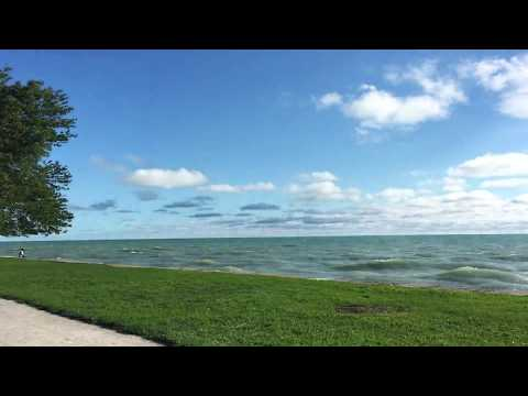 Lakefront Morning Run - 9/10/18