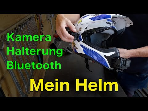 Helm, Kamera, BT und Befestigung / ToxiQtime