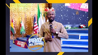 OH LORD! ANSWER ME AND LET ME REST By Apostle Johnson Suleman (Sept. to Remember 2020 - Day1 Morning