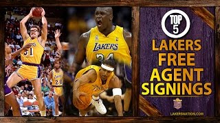 697e2a0d5c8 Lakers Nation Best Of  Lakers Top 5 Free Agent Sig.
