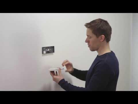 Guida installatori: sostituire il TP5000 con il nuovo termostato Danfoss TPOne