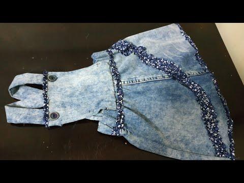 5660f71d547a4 خياطة فستان طفله من بنطلون جينز قديم بكل بساطة 👗 - Action.News ABC Action  News Santa Barbara Calgary WestNet-HD Weather Traffic