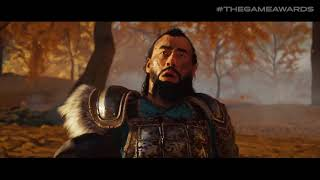 Ghost of Tsushima World Premiere Trailer and Live Orchestra Performance | The Game Awards 2019