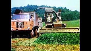 DDR Fortschritt Landmaschinen DVD Nr.26 Trailer.