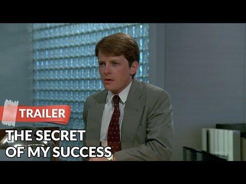 Video trailer för The Secret of My Success 1987 Trailer HD   Michael J. Fox   Helen Slater
