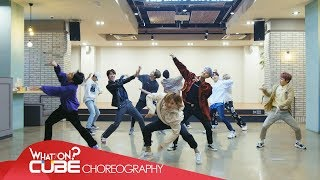 "PENTAGON - ""Shine"" (Choreography Practice Video) sa"