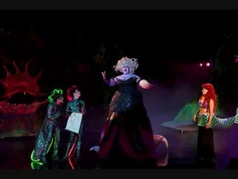 Poor Unfortunate Souls - Disney's The Little Mermaid - Tuacahn - Heidi Anderson as Ursula
